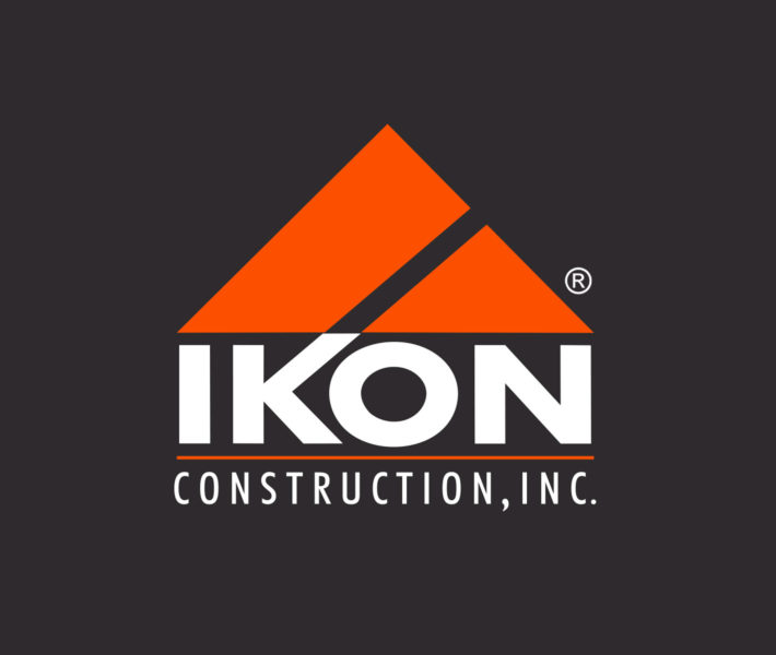 Ikon Construction Logo
