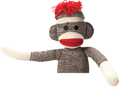 The Birdsong Sock Monkey